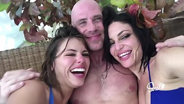 2 HOT 4 YOUTUBE! Johnny Sins Birthday Vlog Featuring Adriana Chechik!!