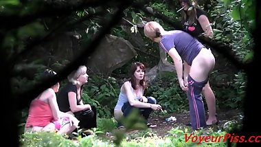 Outdoor Voyeur Piss HD Clip (only new)