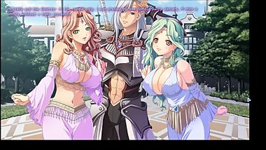 Hentai game - Kyonyuu Fantasy HD - translate ENG - Part 1.