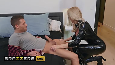 Mommy Got Boobs  - Brandi Love Xander Corvus - Brandi Loves