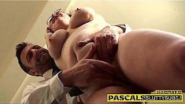 Mature fetish ho riding
