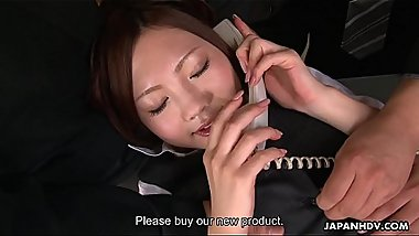Engsub New office lady Iroha Kawashima part 2 FullHD 1080 at https://za.gl/n6mM