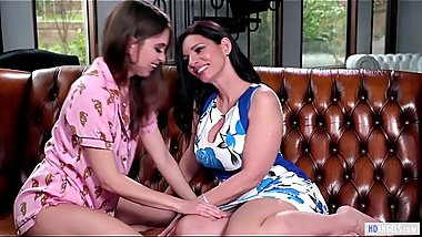 MOMMY'_S GIRL - Step Mom confesses her deep feelings - Riley Reid and Mindi Mink