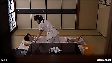Japanese massage with 18yo beauty goes wrong HD 01 - hotcamgirls88.tk