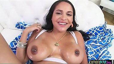 Latina MILF POV fucked from behind