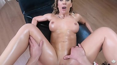 Cherie Deville - 'Massaging My Friend's Hot Mom'