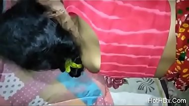 Horny Sonam bhabhi,s boobs pressing pussy licking and fingering take hr saree by huby video hothdx