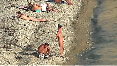 Special videos from real nudist beaches