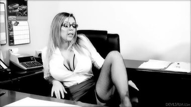 BONUS-Big Tit Office Chicks #06