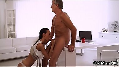Girl daddy and old mom hd first time Finally she'_s got her manager
