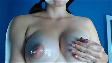 Puffy Milky Nipples