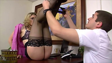XXXJoX Cory Chase Teacher