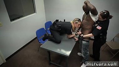 Big ass blonde milf anal hd Milf Cops