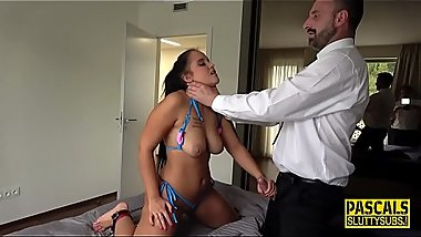 Dominated sub squirts