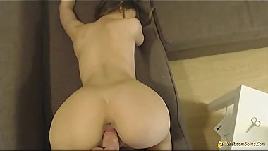 Hot Amateur Couple Sensual Fuck - 10094 - HD WebcamSpies.Com