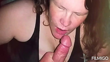 Nichole knockers Facials and creampies