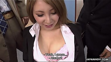 Engsub Whore Mariru Amamiya does anything to get a job FullHD1080 at https://za.gl/94jHY2c