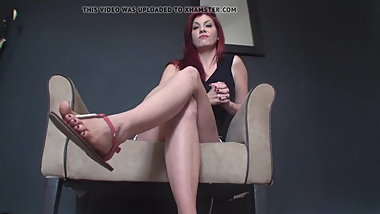 Feet fetish - I wanna be a shoes in your feet
