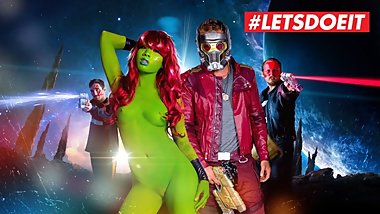 LETSDOEIT - DIRTY COSPLAY - Intergalactic Fuckgitives