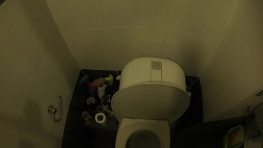 MASTURBATION IN TOILET (FULL VERSION)