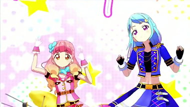 Aikatsu Friends! ep53ver.
