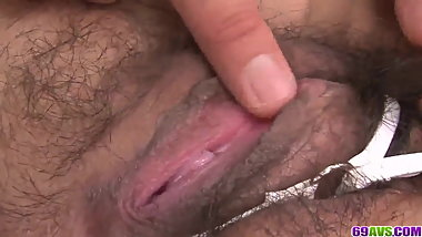 Nozomi Aiuchi anal fucked and made to swallow - More at 69av